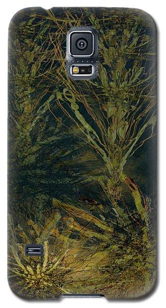 Fern Series Inky Aether Galaxy S5 Case