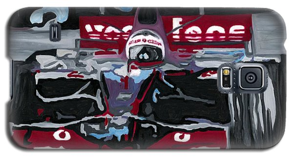 Fernando Alonso Wins Monaco For Mclaren 2008 Galaxy S5 Case
