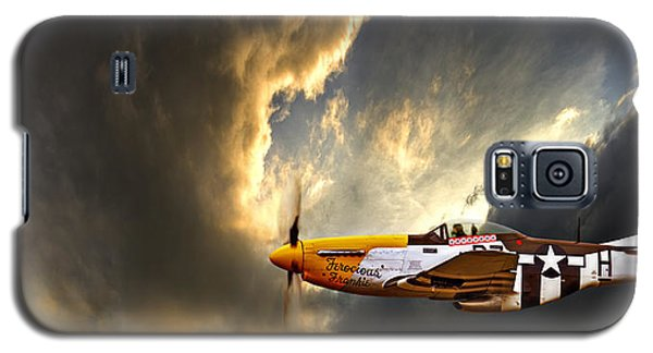 Transportation Galaxy S5 Case - Ferocious Frankie by Meirion Matthias