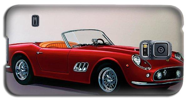 Ferrari 250 Gt California Spyder 1957 Painting Galaxy S5 Case
