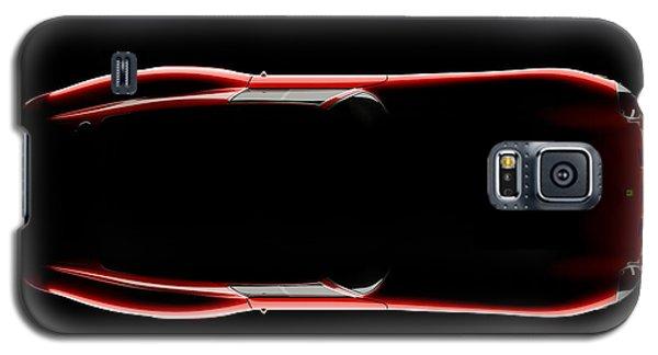 Ferrari 250 Gto - Top View Galaxy S5 Case