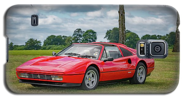 Galaxy S5 Case featuring the photograph Ferrari 328 Gts by Adrian Evans