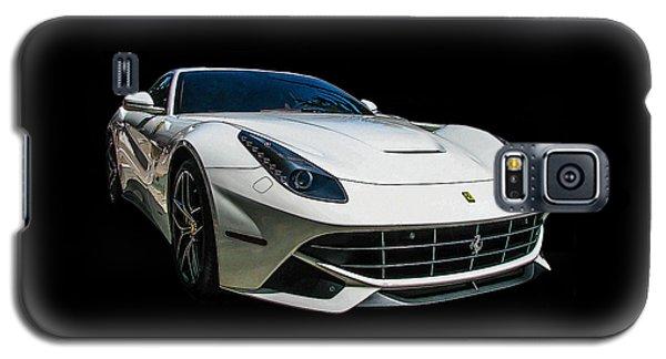 Ferrari F12 Berlinetta In White Galaxy S5 Case