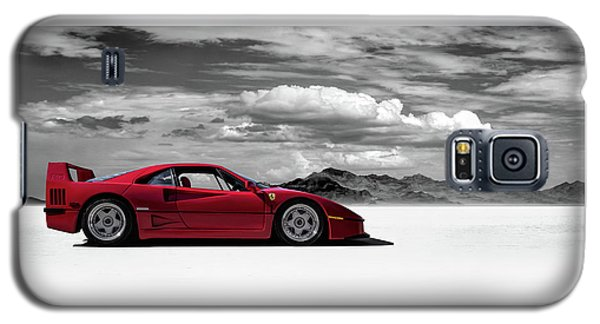 Ferrari F40 Galaxy S5 Case by Douglas Pittman
