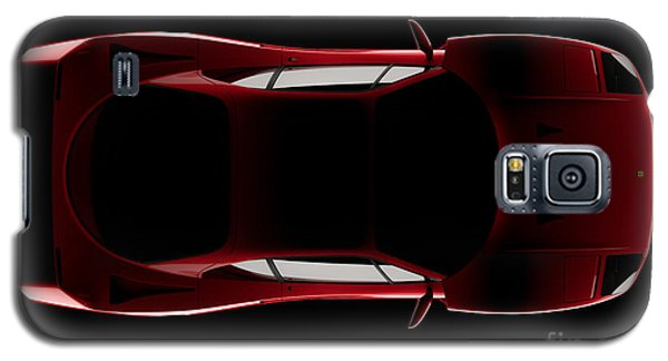 Ferrari F40 - Top View Galaxy S5 Case