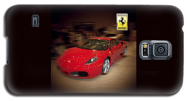 Ferrari F430 - The Red Beast Galaxy S5 Case