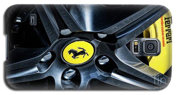 Ferrari Wheel I Galaxy S5 Case