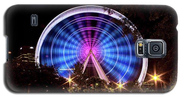 Ferris Wheel At Centennial Park 2 Galaxy S5 Case