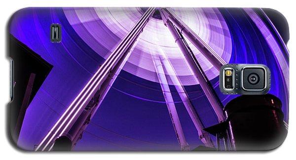 Ferris Wheel At Centennial Park 3 Galaxy S5 Case