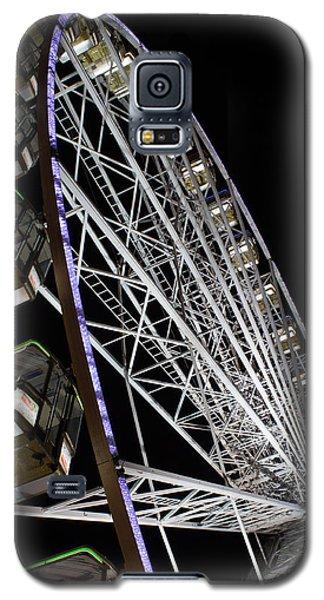 Ferris Wheel At Night 16x20 Galaxy S5 Case