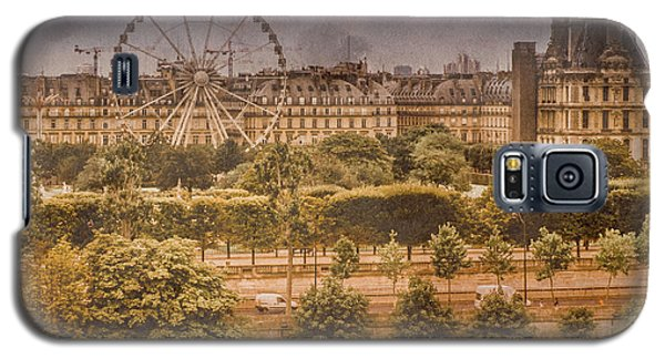 Paris, France - Ferris Wheel Galaxy S5 Case