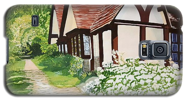 Ferry Cottage Galaxy S5 Case by Joanne Perkins