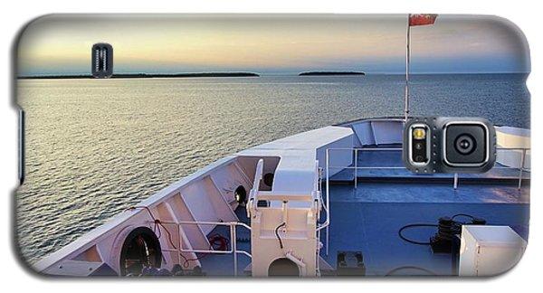 Ferry On Galaxy S5 Case