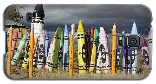 Festival Of The Crayons Galaxy S5 Case