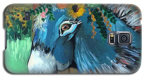 Festive Fiona Galaxy S5 Case