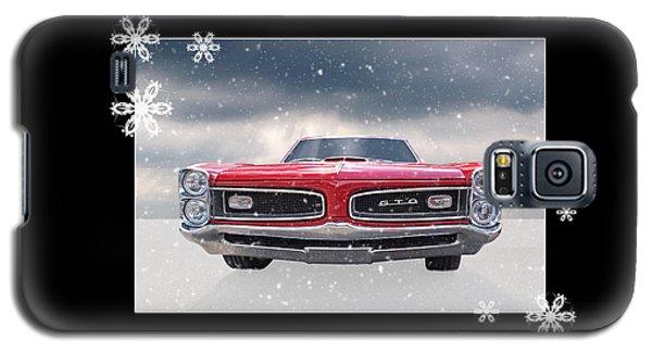 Festive Pontiac Gto Galaxy S5 Case