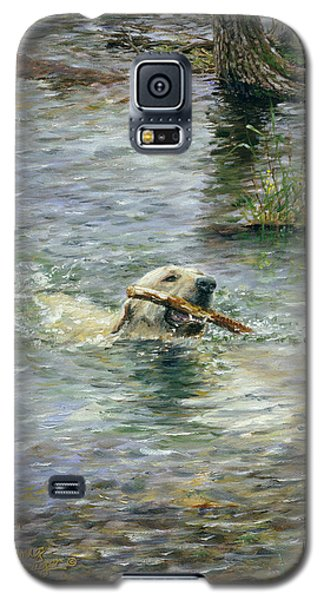 Fetch Galaxy S5 Case by Doug Kreuger