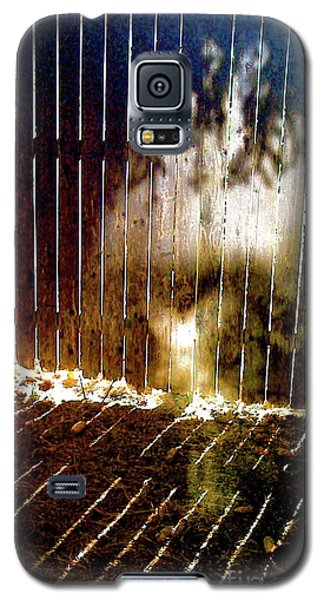 Backyardvisit Galaxy S5 Case