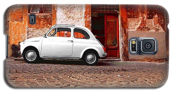 Fiat 500 Galaxy S5 Case