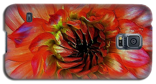 Galaxy S5 Case featuring the photograph Fickle by Elfriede Fulda