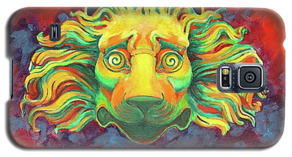 Fidardo's Lion Galaxy S5 Case by Andrew Danielsen