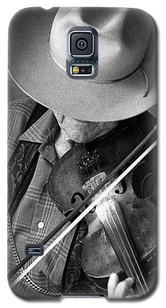 Fiddler #1 Galaxy S5 Case by Jim Mathis