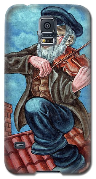 Fiddler On The Roof. Op2608 Galaxy S5 Case