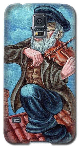 Fiddler On The Roof. Op2608 Galaxy S5 Case