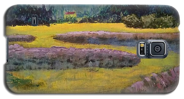 Fiddlers Ridge Marsh Galaxy S5 Case