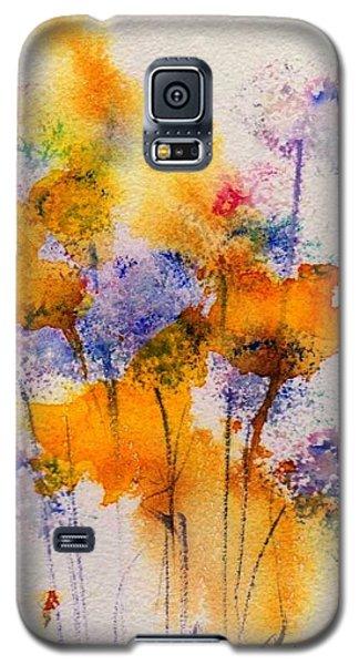 Field Flowers Galaxy S5 Case