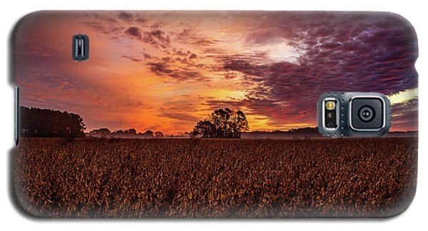 Field Of Beans Galaxy S5 Case
