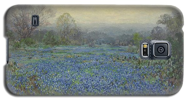 Field Of Bluebonnets Galaxy S5 Case