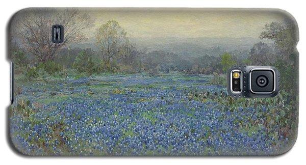 Field Of Bluebonnets Galaxy S5 Case