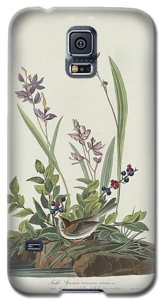 Field Sparrow Galaxy S5 Case by Rob Dreyer