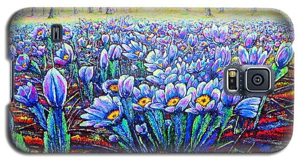 Field.flowers Galaxy S5 Case
