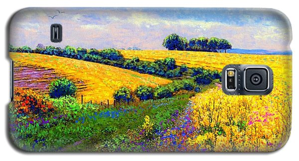 Fields Of Gold Galaxy S5 Case