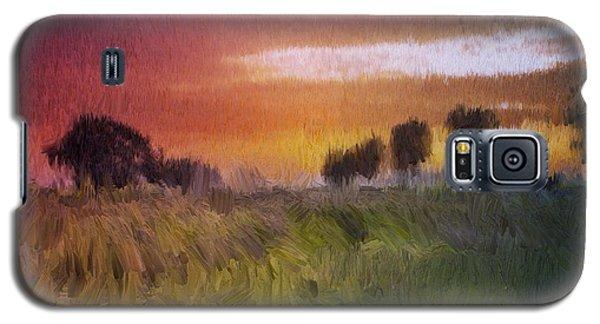 Fields Of Green Galaxy S5 Case
