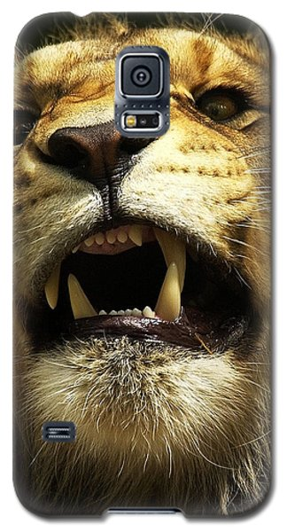Fierce Galaxy S5 Case by Wade Aiken