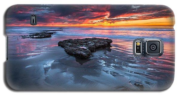 Fiery Tabletop Galaxy S5 Case