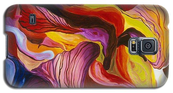 Fiesta De Les Flores Galaxy S5 Case