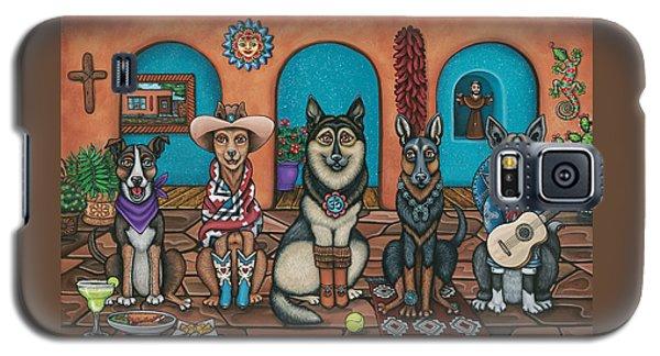 Fiesta Dogs Galaxy S5 Case
