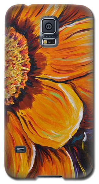Fiesta Of Courage Galaxy S5 Case by Lisa Fiedler Jaworski