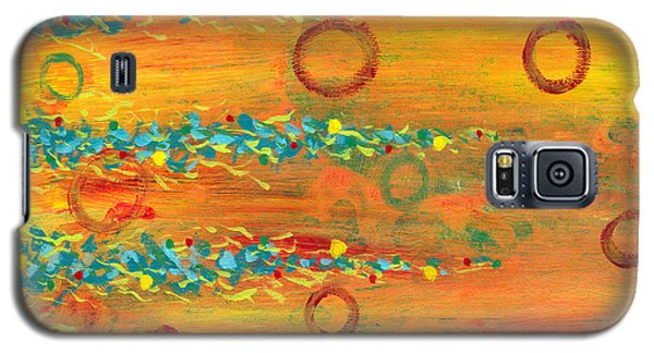 Fiesta Painting Galaxy S5 Case
