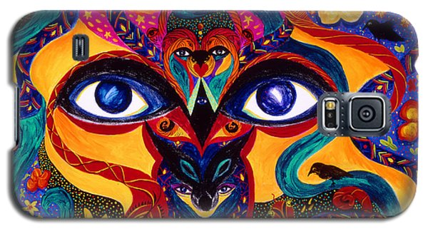 All Seeing Galaxy S5 Case by Marina Petro