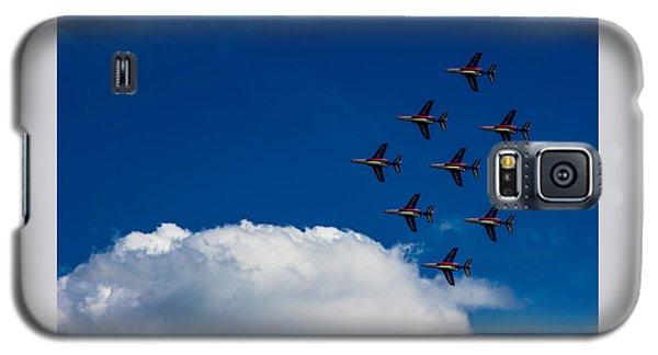 Fighter Jet Galaxy S5 Case