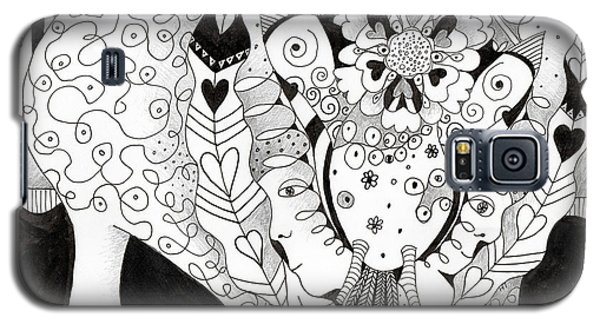 Figments Of Imagination - The Beast Galaxy S5 Case