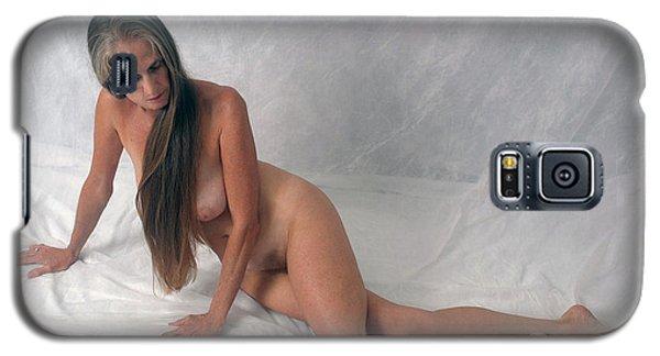 Figure Model Galaxy S5 Case by Nancy Taylor