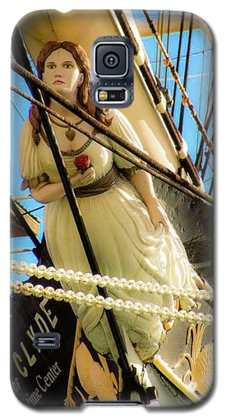 Figurehead - Falls Of Clyde Galaxy S5 Case