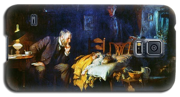 Fildes The Doctor 1891 Galaxy S5 Case