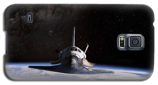 Space Ships Galaxy S5 Case - Final Frontier by Peter Chilelli